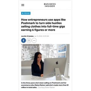 Other - BUSINESS INSIDER FEATURE